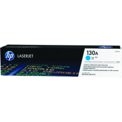 HP 惠普 HP 130A 靛藍色原廠 雷射碳粉盒 CF351A