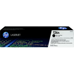 HP 惠普HP 126A 黑色原廠 雷射碳粉盒 CE310A