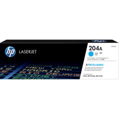 HP 惠普 HP 204A 靛藍色色原廠 雷射碳粉匣 CF511A