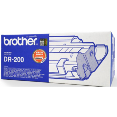 Brother 黑色打印鼓 DR200