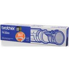 Brother 標準黑色碳粉盒 TN8000