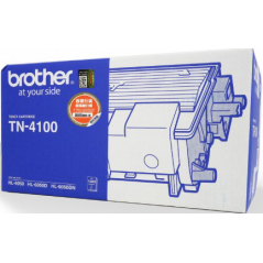 Brother  高容量黑色碳粉盒 TN4100