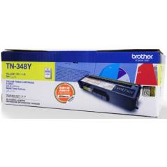Brother 高容量黃色碳粉盒TN348Y