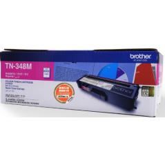 Brother 高容量洋紅色碳粉盒TN348M
