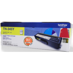 Brother Colour Toner TN345Y