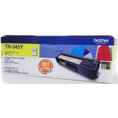 Brother 標準黃色碳粉盒TN345Y