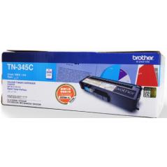 Brother 標準藍色碳粉盒TN345C