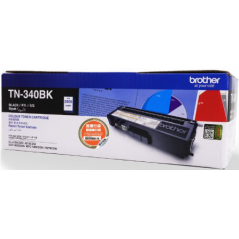 Brother Colour Toner TN340BK
