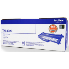 Brother 標準黑色碳粉盒TN3320