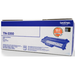 Brother 高容量黑色碳粉盒TN3350