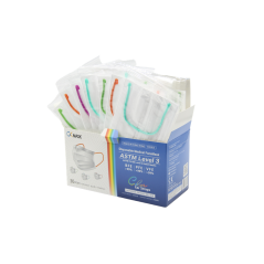 OkayMask 成人口罩彩帶 獨立包裝一盒30片(混色)2716