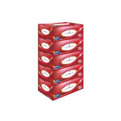 唯潔雅超柔版盒裝面紙Super Soft Box Facial (紅盒)每條5盒Y314VSPR3 2198