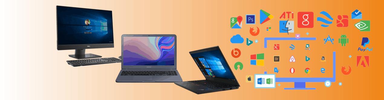 電腦及軟件
